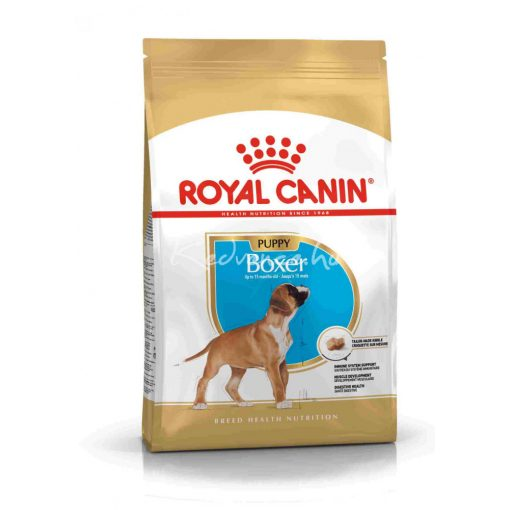 Royal Canin BHN BOXER PUPPY 3kg Száraz Kutyaeledel