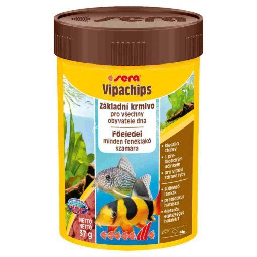 Sera Vipachips Nature Tablettás Díszhal eledel 100ml