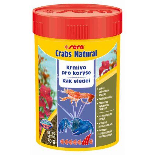 Sera Crabs Natural 100 ml rák eledel