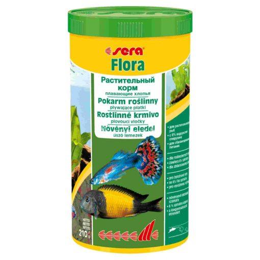 Sera Flora Díszhal eledel 1 Liter