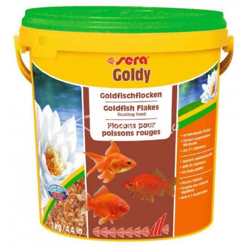 Sera Goldy Aranyhal eledel 10l 2kg