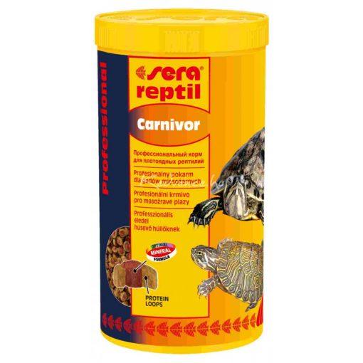 Sera reptil Professional Carnivor Nature Teknős eledel 1000 ml