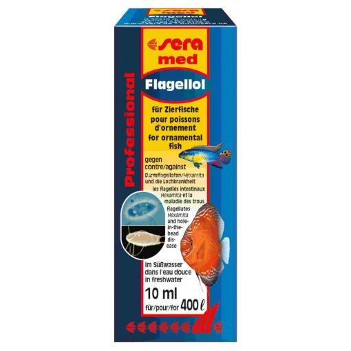 Sera Med Professional Flagellol Akváriumi Gyógyszer 10 ml (400 liter vízhez)