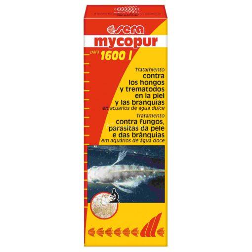 Sera Mycopur Akváriumi Gyógyszer 100ml 1600 liter vízhez