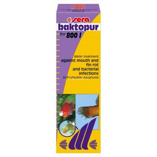 Sera Baktopur Akváriumi Gyógyszer 50ml