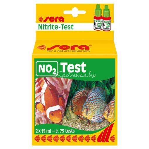 Sera NO2-Test 15ml Nitrit Akváriumi Vízteszt