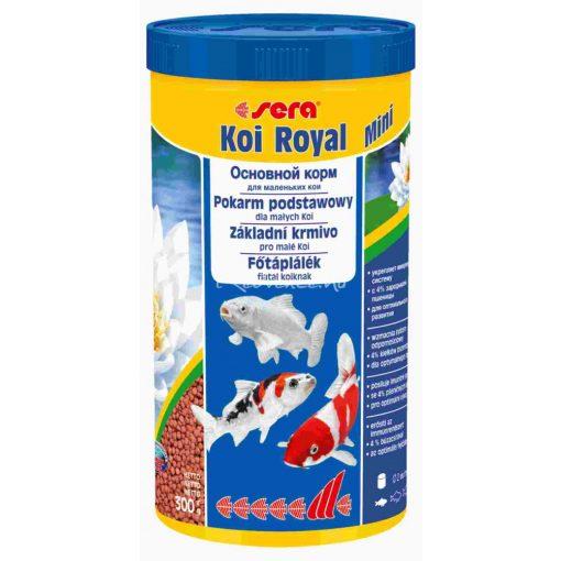 Sera Koi Royal HF Mini Tavi Hal eledel 1000 ml