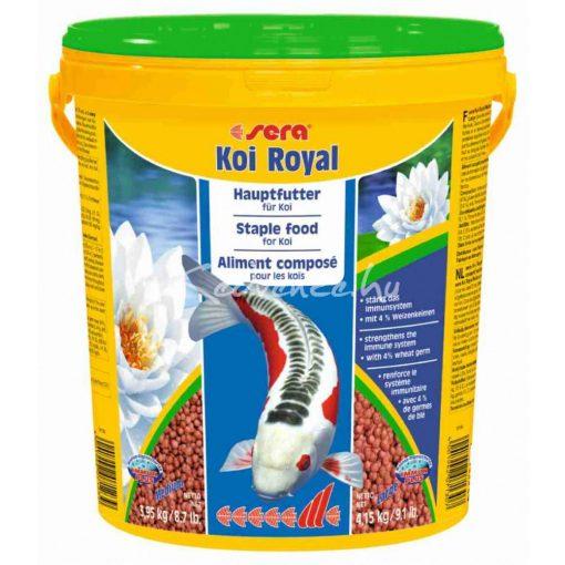 Sera Koi Royal HF Medium Tavi Hal eledel 21 liter