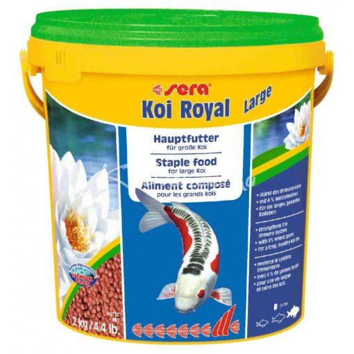 Sera Koi Royal HF Large Tavi Haltáp 10 liter