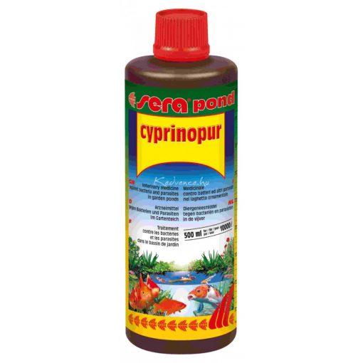 Sera Pond Cyprinopur Kerti Tavi Gyógyszer  500ml