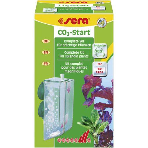 Sera CO2 (Szén-dioxid) akváriumi start szett