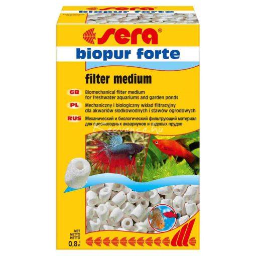 Sera Biopur Forte Akváriumi szűrőanyag 0,8 l