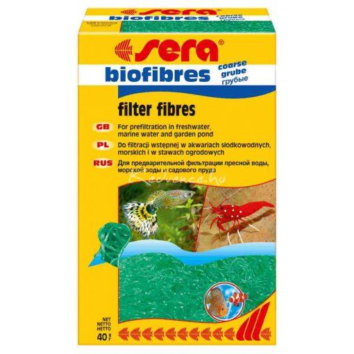 Sera Vastagszálas Biofilter Akváriumi szűrőanyag 40 g