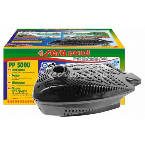 Sera Pond Kerti Tavi Szűrőszivattyú PP 3000 - 55 watt (3500 l/h)