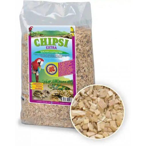 Chipsi Extra XXL hüllő alom 10 liter