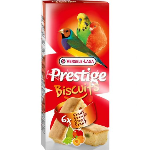 Prestige Biscuits Fruit - 6db Gyömölcsös Piskóta  70 g