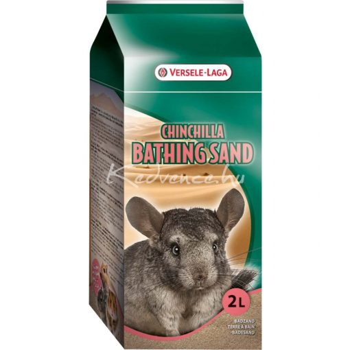 Versele-Laga Chinchilla Bathing Sand Csincsilla fürdőhomok 20 kg