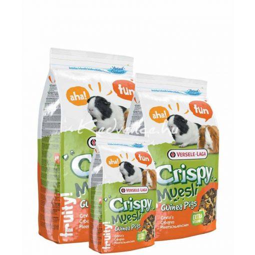 Crispy Muesli - Guinea Pigs tengerimalac eledel 2,75 kg