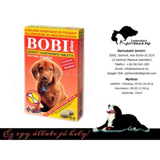 Bobi Plusz Csonterősítő Kutya Vitamin 50db
