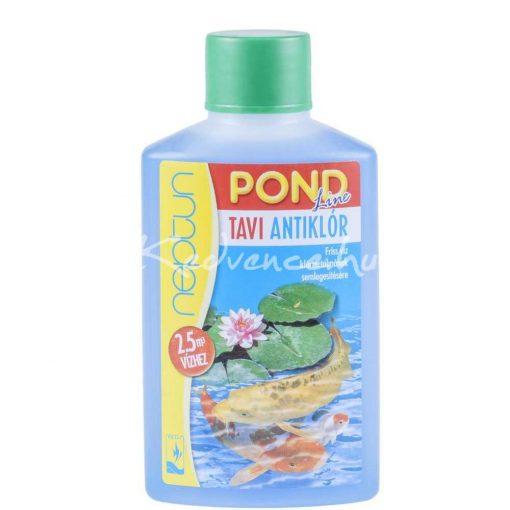 Neptun Pond Antiklór 250ml Tavi Vízkezelőszer