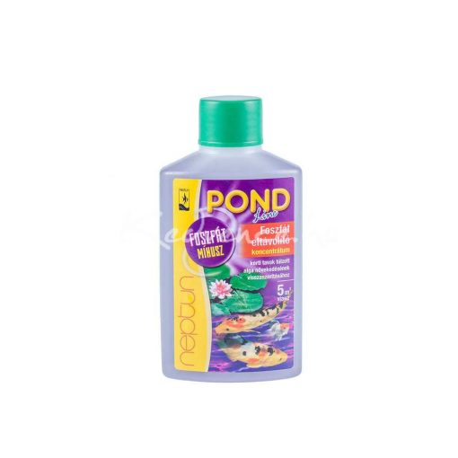 Neptun Pond Foszfát Minusz 250 ml Tavi Vízkezelőszer