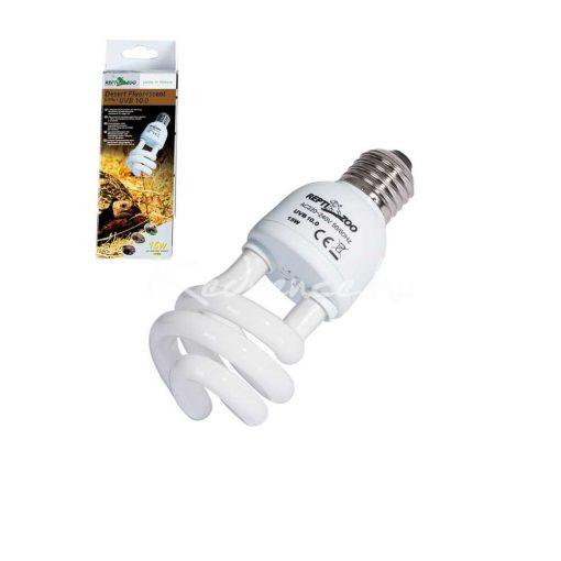REPTI-ZOO UVB-10 15W Desert Fluorescent Izzó