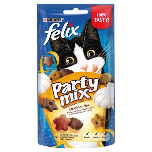FELIX PARTY Original Mix macska jutalomfalat 60g