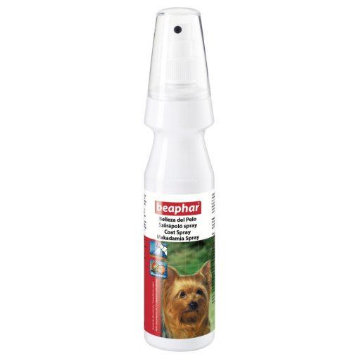 Beaphar Szőrápoló Spray Makadámia Olajjal 150 ml