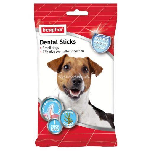 Beaphar Dental Sticks - Fogtisztító Rágórúd S - 7 Db 112 g