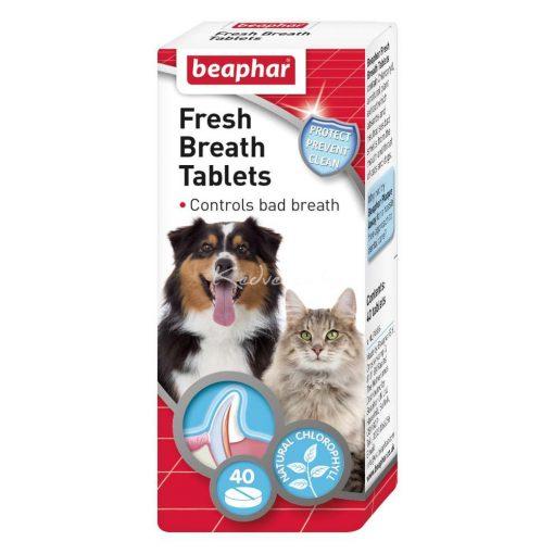 Beaphar Friss Lehelet Tabletta 40 db-os