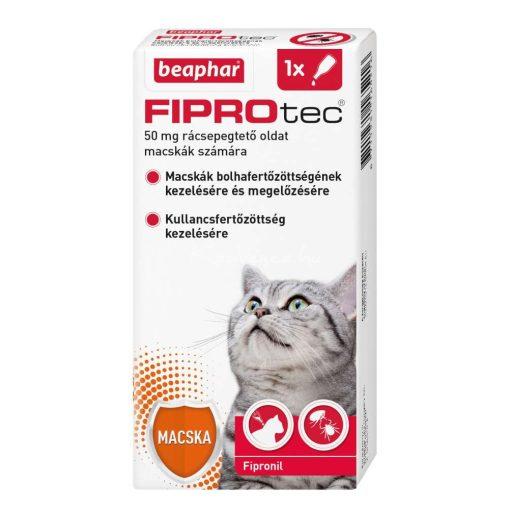 Fiprotec Spot On Macska 1 pipetta