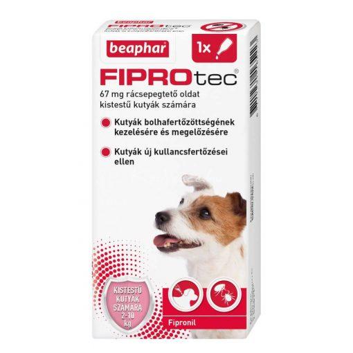 Fiprotec Spot On Kutya 5-10 kg 1 pipetta