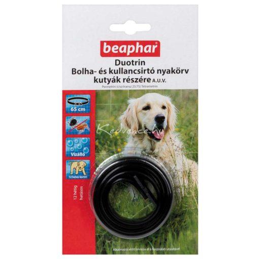 Beaphar Duotrin Bolha- És Kullancsirtó Nyakörv Kutyáknak 65cm
