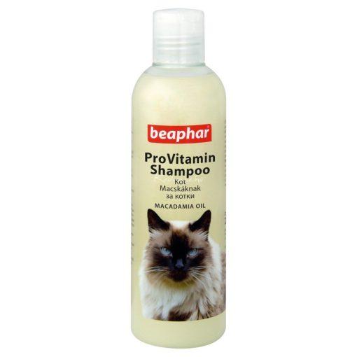 Beaphar Sampon Macskáknak (Makadámia Olajjal) 250 ml