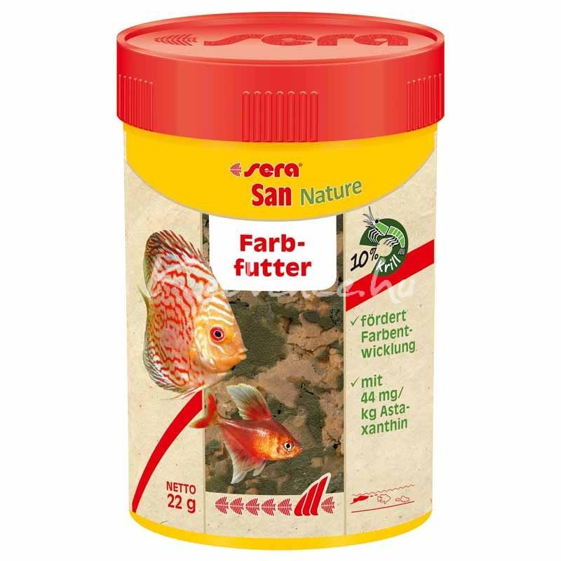 Sera San Nature 100 ml