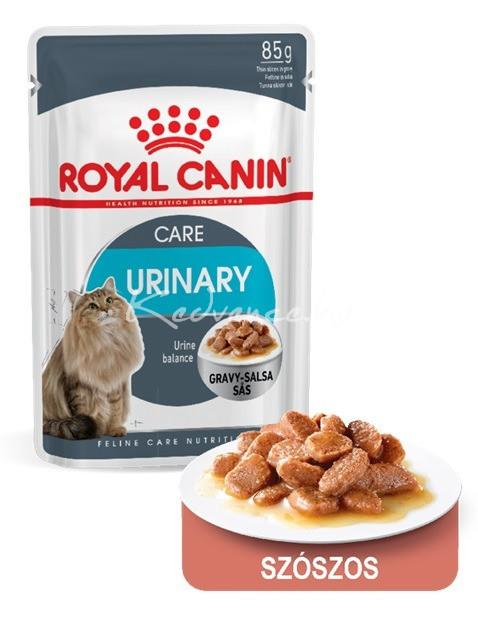 Royal Canin ALU URINARY CARE 85g Nedves Macskaeledel
